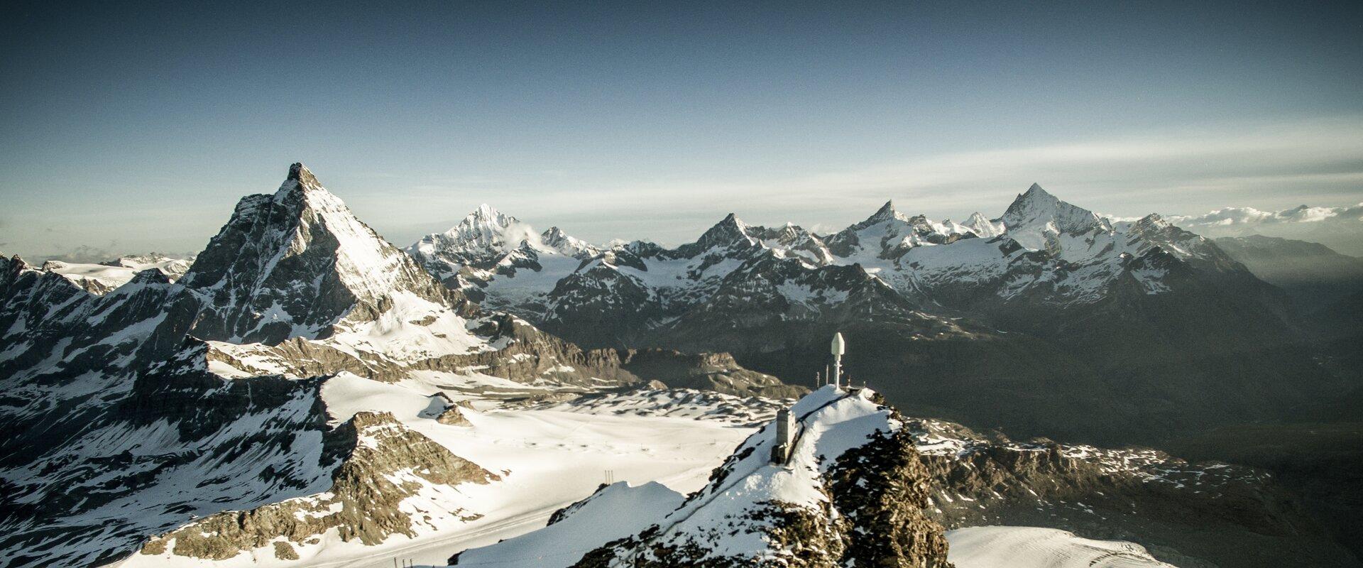 A day in the Matterhorn glacier paradise | Zermatt Bergbahnen